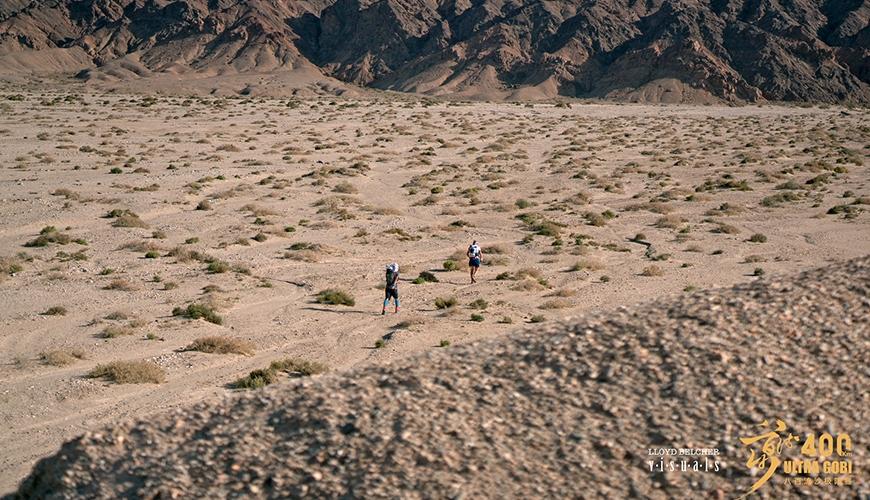 Gobi ultra 400 ørken