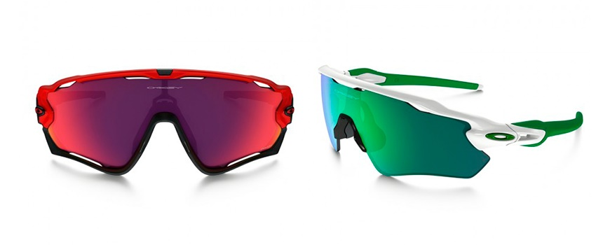 GUIDE: Val av Oakley sportsolglasögon