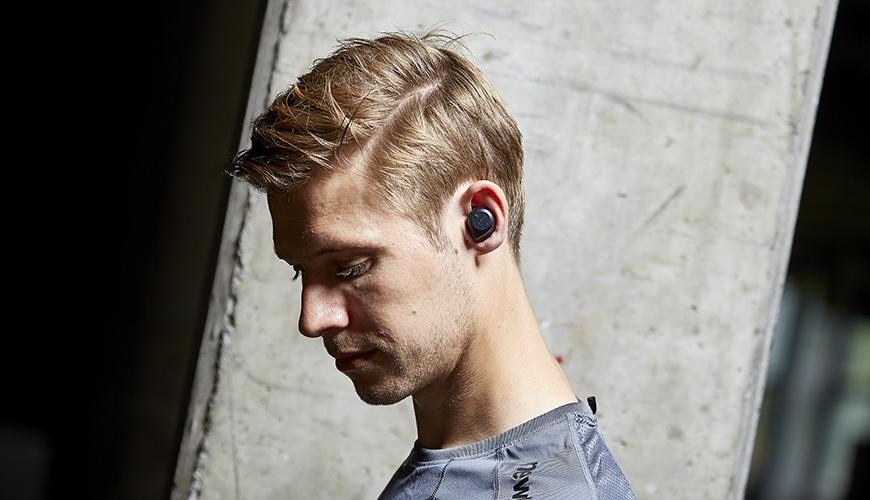 Jabra sport pace wireless høretelefoner
