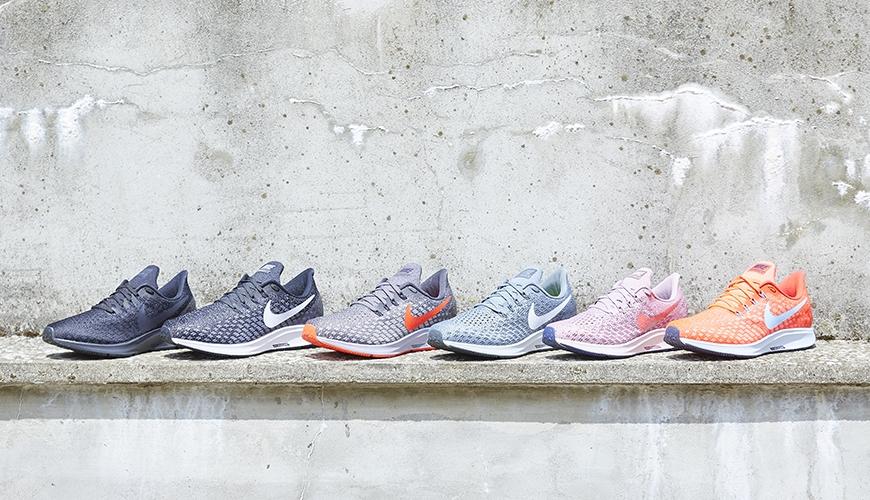 Nike pegasus 35 farver
