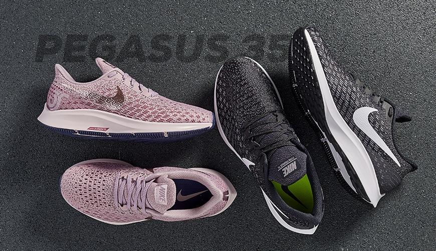 various colors 273fa 87aab Nike Air Zoom Pegasus 35