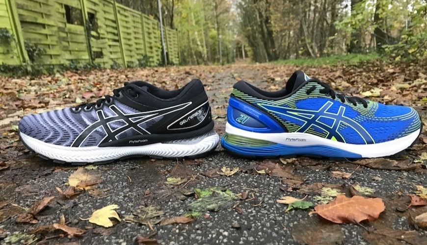 Test: Asics GEL Nimbus 22 vs Nimbus 21 Se recensionen här