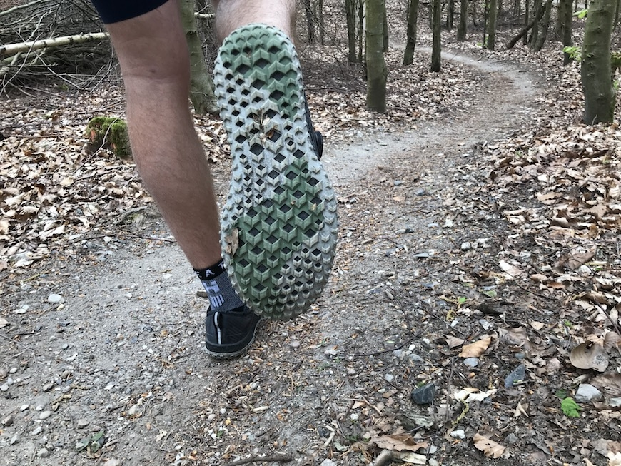 saucony switchback iso test