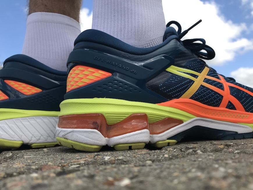 asics gel-kayano 26 ekstra gel
