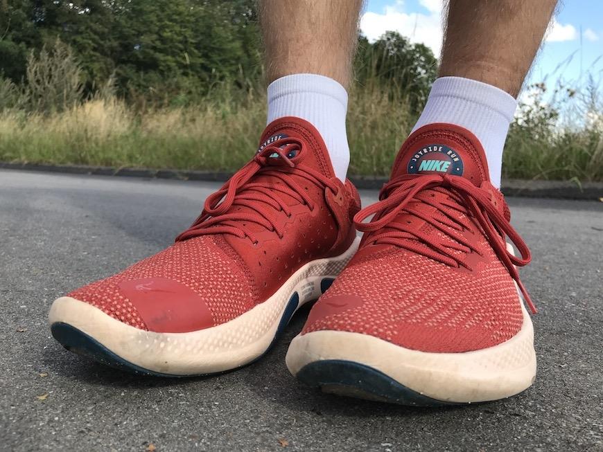 Nike Joyride Run Flyknit TEST Löparsko Läs testet nu!