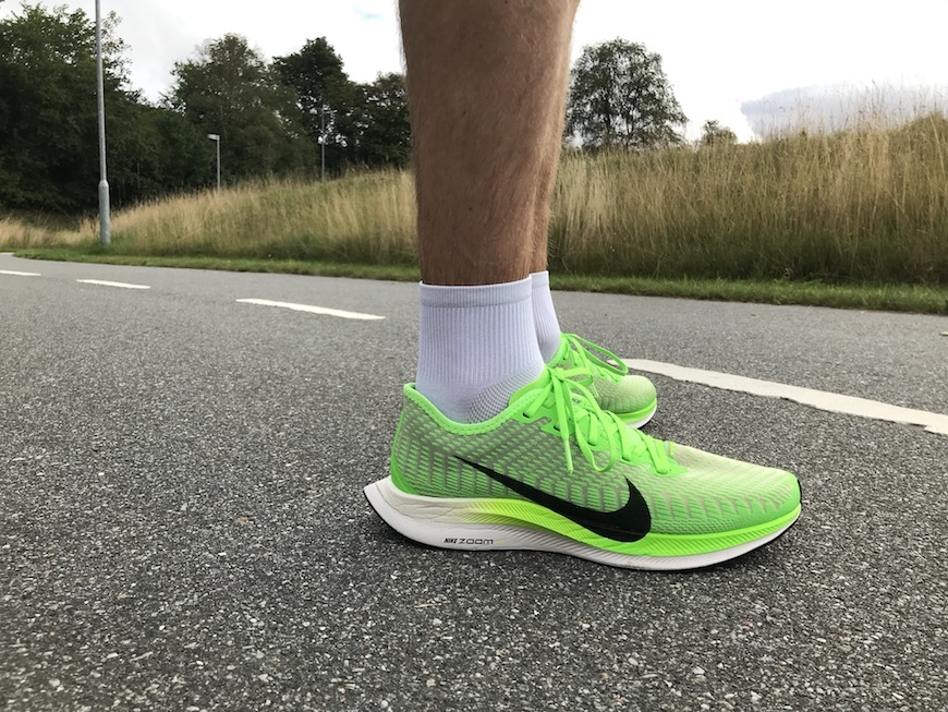 nike zoom pegasus turbo 2 test