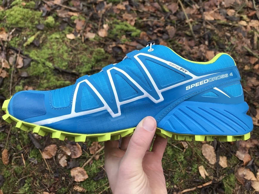 salomon speedcross 4 test