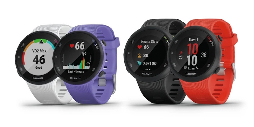 garmin forerunner 45 vs 45S