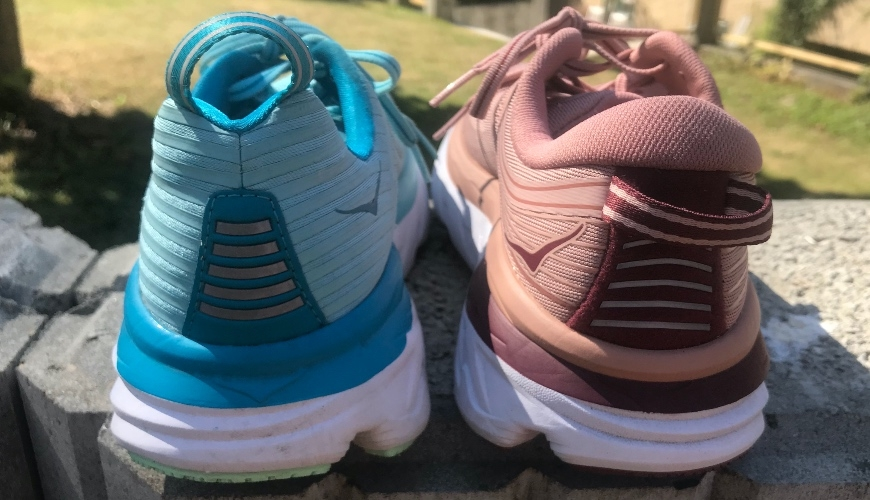 hoka one one bondi 6 vs. bondi 7