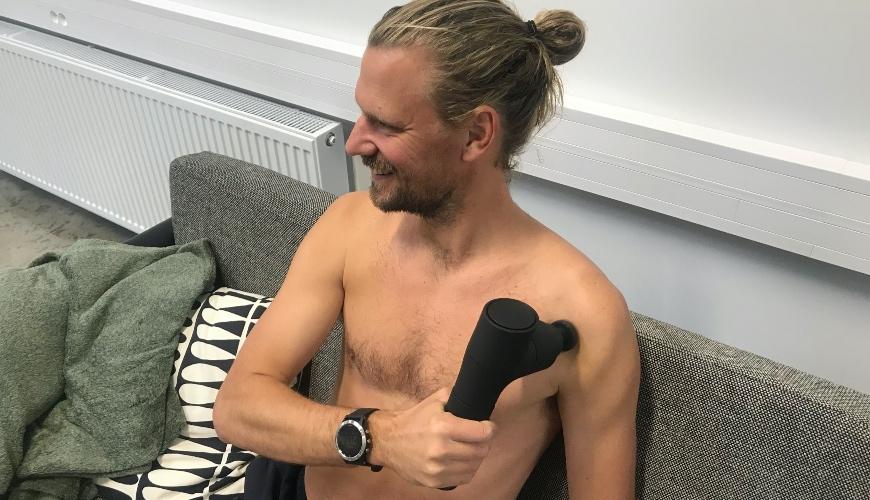 infinity massage gun