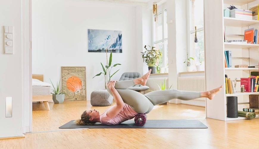 hälsporre övning