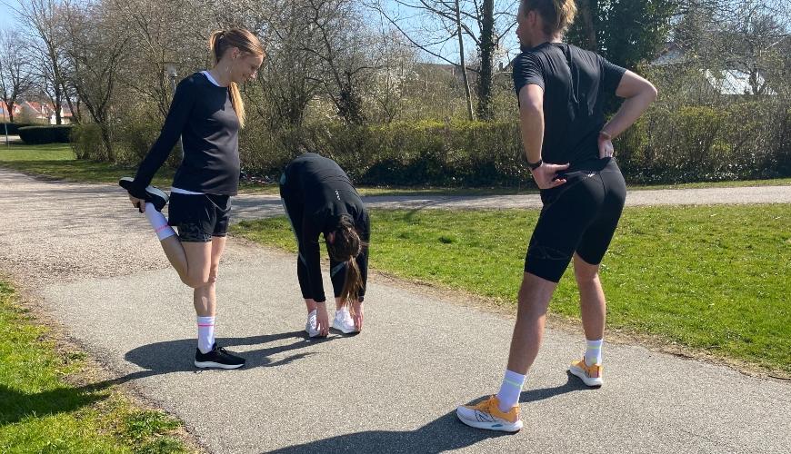 Progression i löpträningen