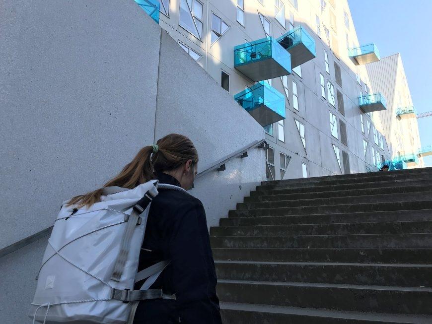 IAMRUNBOX Spin Bag