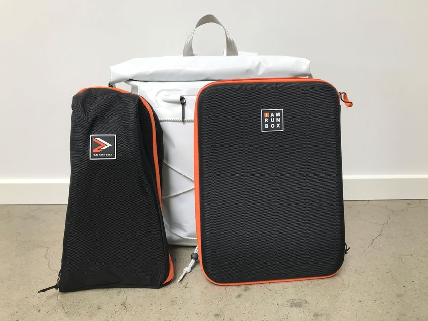 IAMRUNBOX Spin Bag accessories