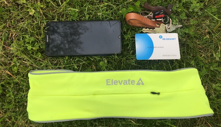 Elevate Running Belt